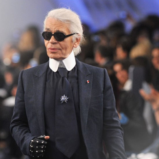 Karl Lagerfeld's Quotes On New Website Karl.com
