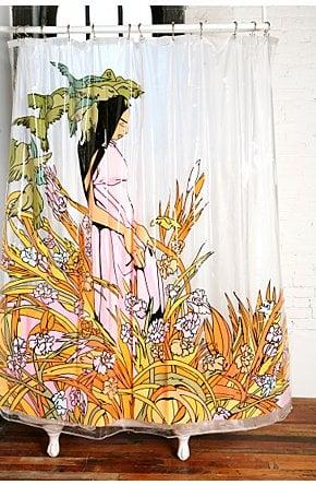 Casa Craving Recap: Styling Shower Curtains
