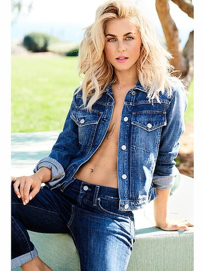 Julianne Hough Prefers Eating Pizza and Having Curves to When She Was 'Eating the Bare Minimum'