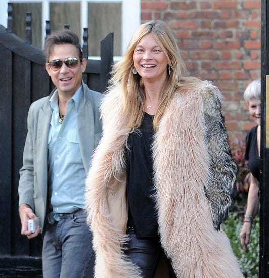 Kate Moss's husband Jamie Hince photographed with model Jessica Stam amid reports of failing marriage