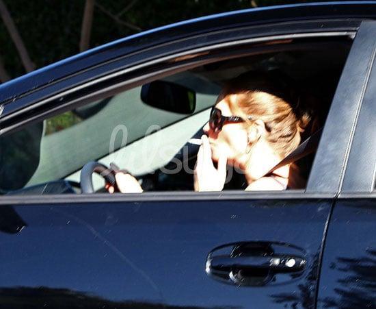 Rebecca Gayheart Smoking During Pregnancy