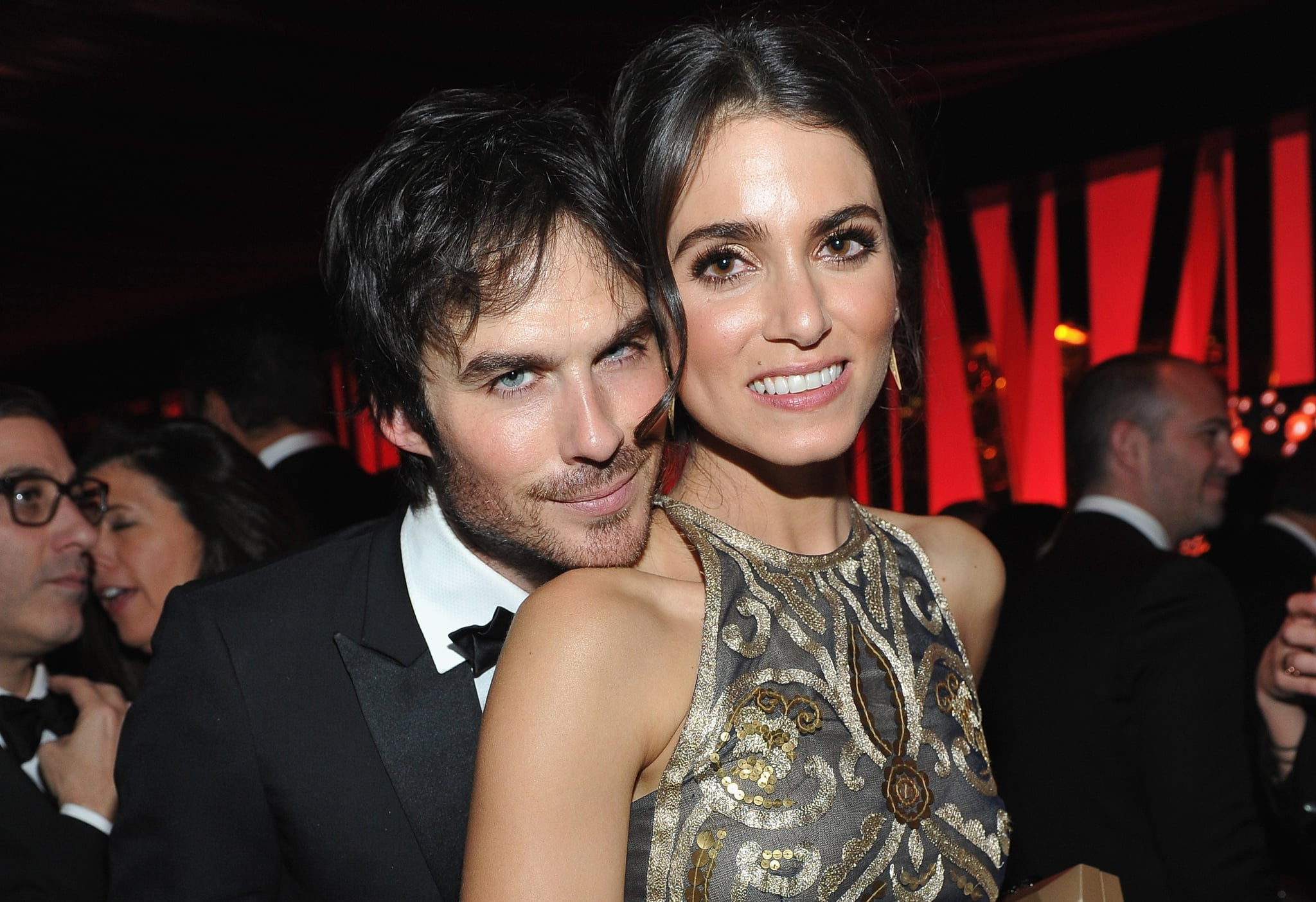 Ian Somerhalder Wrote a Sweet Note to Nikki Reed After the Birth of Their Baby Girl recommend