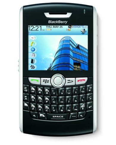 RIM Makes Wi-Fi BlackBerry Smartphone Official