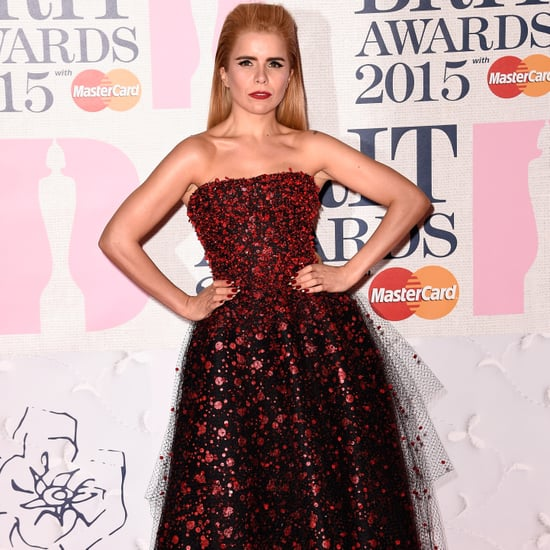 Celebrities at the BRIT Awards 2015 | Pictures