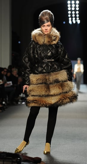 Fall 2011 Paris Fashion Week: Jean Paul Gaultier 2011-03-05 20:26:40