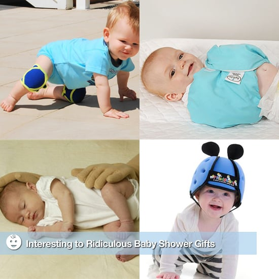 Interesting to Ridiculous Baby Shower Gifts