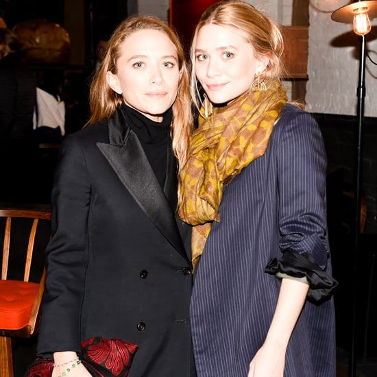 Mary-Kate and Ashley Olsen Wearing Blazers May 2016