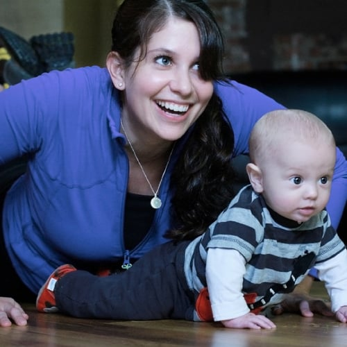 Mom and Baby Exercises
