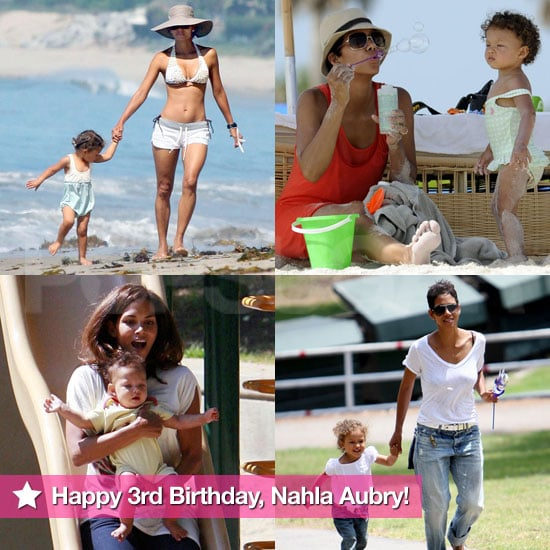 Happy 3rd Birthday Nahla Aubry