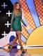 Jennifer Lopez Stuns at the Teen Choice Awards