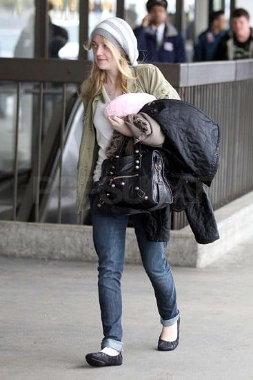 Pictures of Dakota Fanning, Kellan Lutz, and Ashley Greene Returning to the Breaking Dawn Set