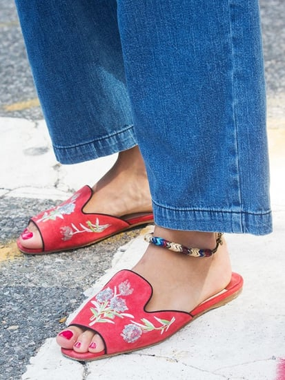 The Prettiest Anklets You'll Want Wear All the Time