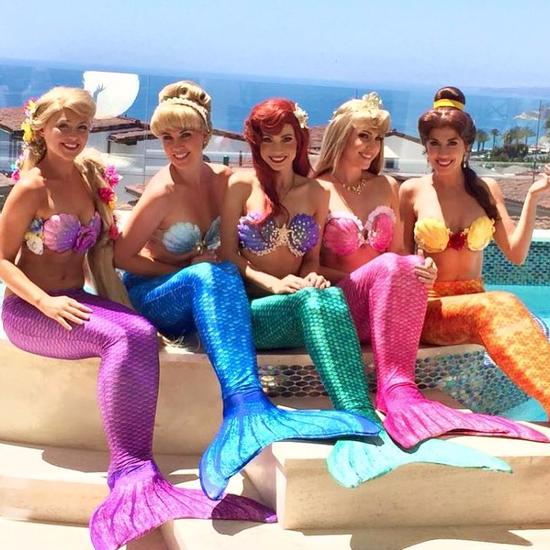 Once Upon an Island Princesses