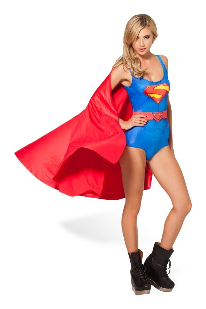 Superman Cape Suit ($100)