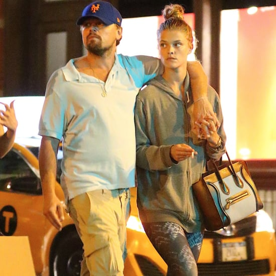 Leonardo DiCaprio and Nina Agdal in NYC Before Car Accident