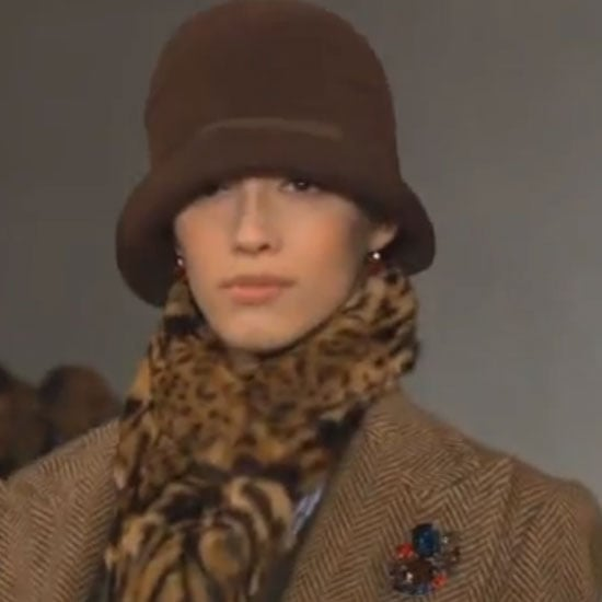 Ralph Lauren Fall 2012 Runway (Video)