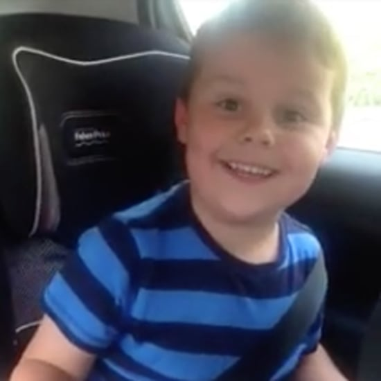 Boy Finds Out He Will Be a Big Brother
