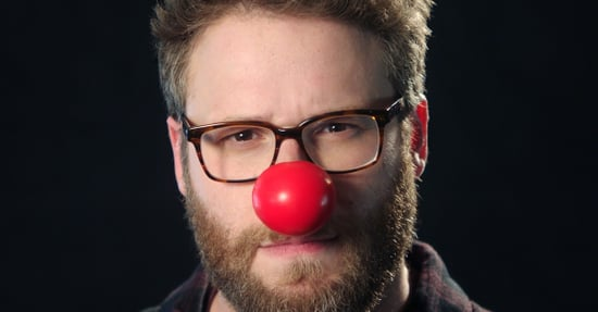 13 Photos Of Your Favorite Celebrities Supporting Red Nose Day