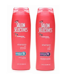 salon selectives product review