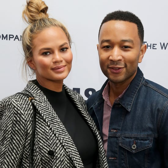 Chrissy Teigen and John Legend at Sundance Jan. 2016