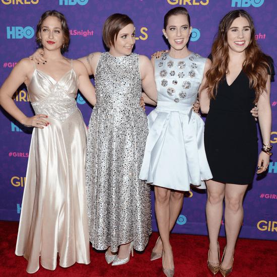 Girls Season 3 Premiere Red Carpet