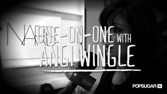 Interview with CND Lead Nail Artist Angi Wingle Backstage at Phillip Lim Fall 2011