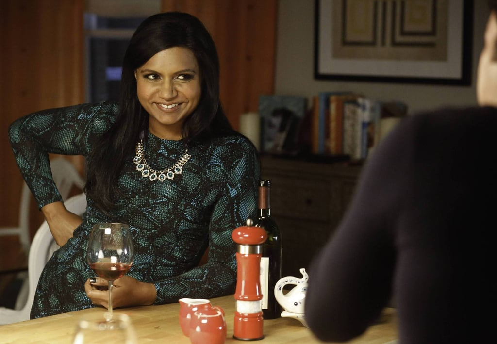 Mindy dares Danny to convince all the girls in his phone book to hook up with him, which doesn't sound like a good sign for their relationship.