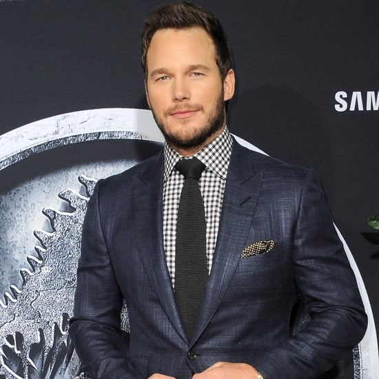 Chris Pratt Shares a Picture of Himself at Age 13