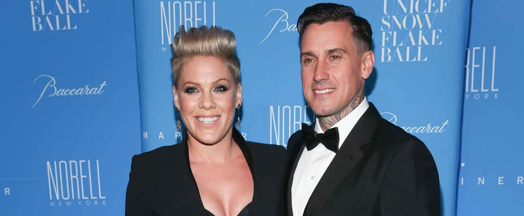 Pink and Carey Hart Squeeze in a Lovely Date Night in NYC