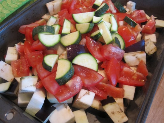 Roasted Eggplant and Tomatoes 2011-08-10 13:01:14