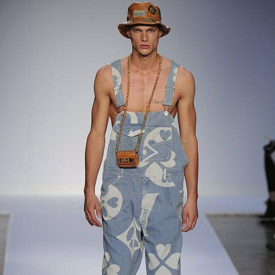 Menswear Trends On Runway Spring 2015 Men's Fashion Week