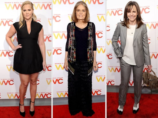 Gloria Steinem And Sally Field Explain Why They Love Amy Schumer