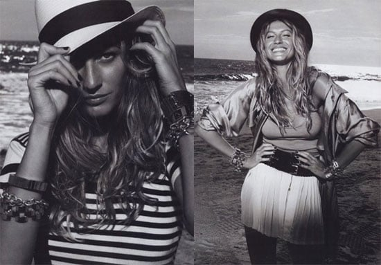 Gisele is Leo's Mom's Dream Daughter-In-law