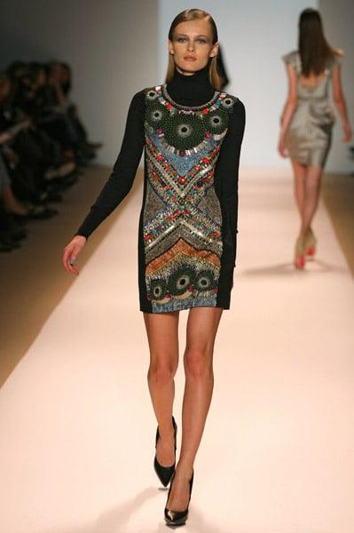 New York Fashion Week, Fall 2009: Matthew Williamson