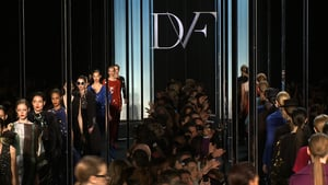 Diane von Furstenberg DVF Runway Fall 2011 New York Fashion Week