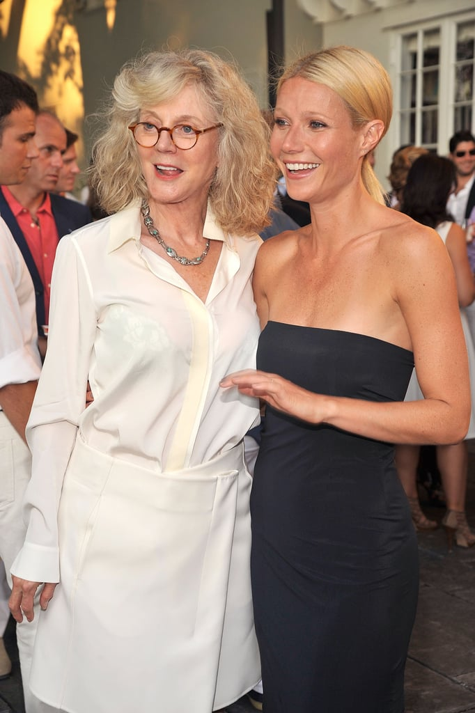 """In an Operation Rescue Newsletter, Gwyneth Paltrow and her mom Blythe Danner voiced their beliefs: """"[W]e are first and foremost a mother and daughter, and we cannot stand idly by as birth control, family planning, and basic health care come under attack . . . Such a personal decision should be made by families, not by politicians. We need common-sense solutions to the health issues we face throughout our lives. Planned Parenthood provides those solutions, helping millions of women each day, improving our communities and our families."""""""