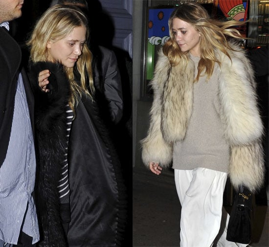 Photos of Mary-Kate and Ashley Olsen