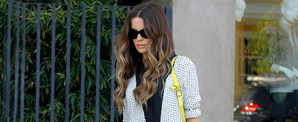 13 Reasons Kate Beckinsale Is the Universal Girl's Style Crush