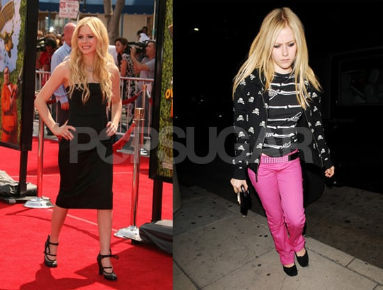 Which Avril Do You Like Best?