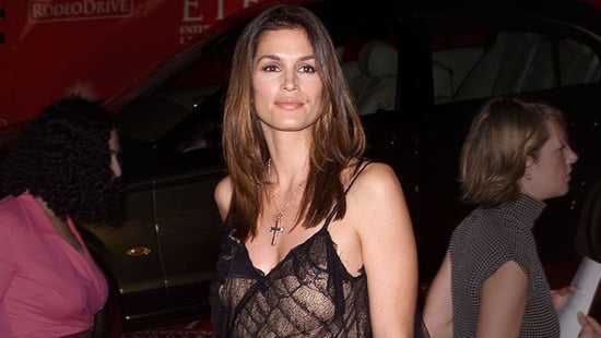 Cindy Crawford Is Retiring From Modeling After Her 50th Birthday