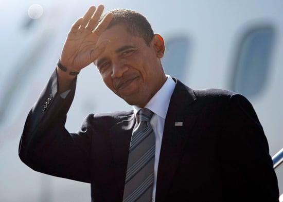 Barack Obama Elected President!