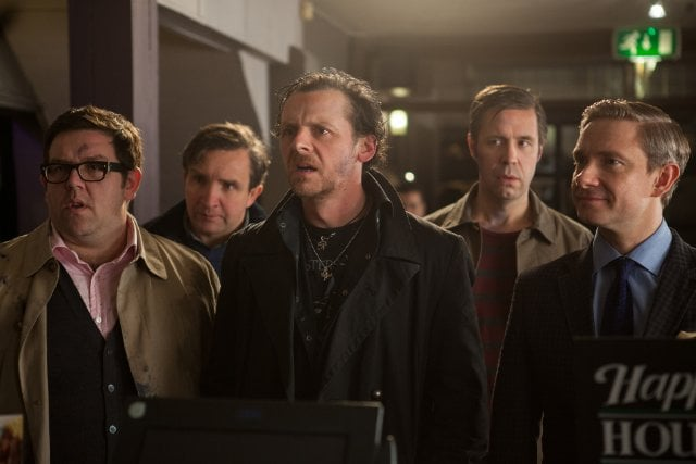 Funniest Release: The World's End