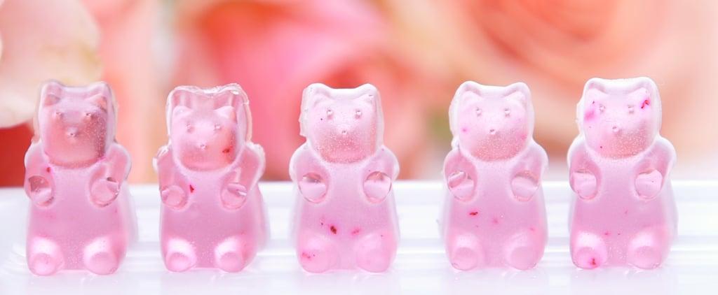 DIY Rosé Wine Gummy Bears