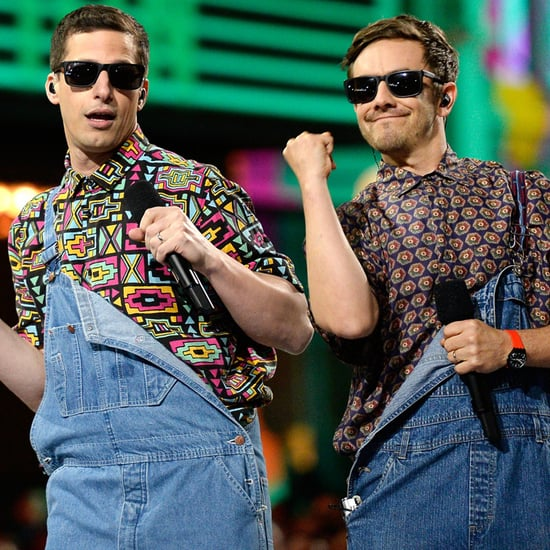 Lonely Island's Will Smith Tribute at MTV Movie Awards 2016