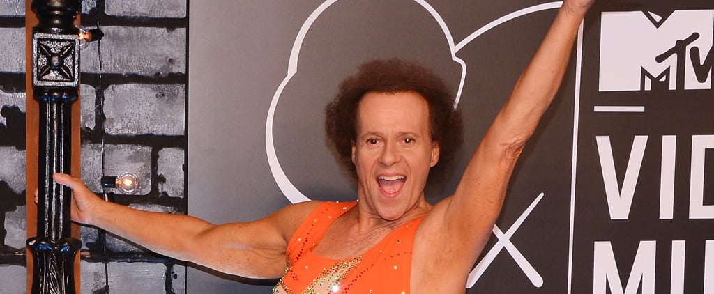 Richard Simmons Explains His 2-Year Disappearance (It's Not What You Think)