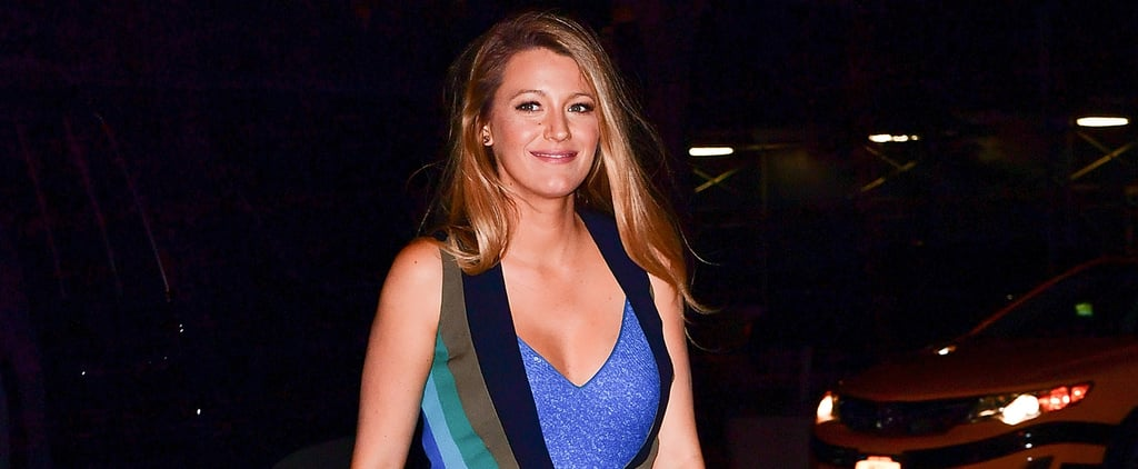 We've Finally Figured Out Blake Lively's Favourite Styling Trick — and We Freakin' Love It