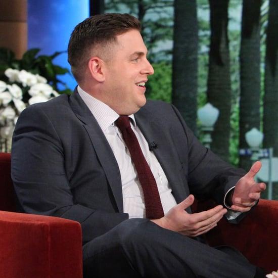 Jonah Hill Interview on The Ellen Show | February 2014