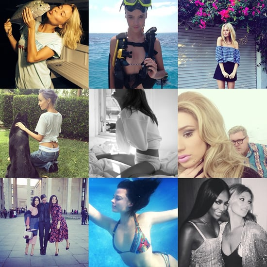 Inspiring Celebrity Instagram: Margot Robbie, Nicole Richie