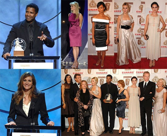 Kate and Denzel Honored at BAFTA/Britannia Awards