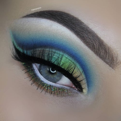 Eye Shadow Tutorials From Instagram